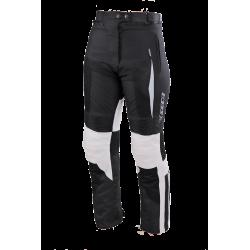 SECA HYBRID II LADY GREY spodnie motocyklowe tekstylne damskie