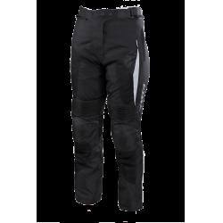 SECA HYBRID II LONG LADY BLACK spodnie motocyklowe tekstylne damskie