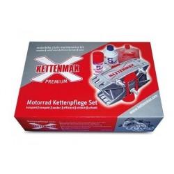 S100 Kettenmax Premium zestaw do czyszczenia i smarowania łańcucha
