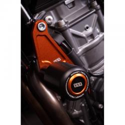 Womet-Tech crash-pady KTM 790 DUKE 2018+