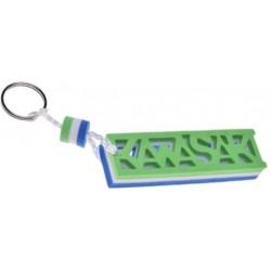 Brelok breloczek do kluczy wykonany z pianki