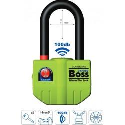 Blokada tarczy hamulcowej z alarmem BOSS ALARM OXFORD OF3 + przypominacz
