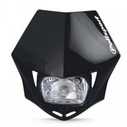 Reflektor przedni lampa owiewka Polisport MMX Headlight CZARNA