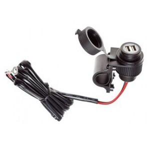 Gniazda zapalniczki / USB