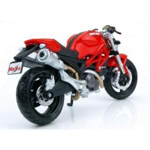 Modele motocykli