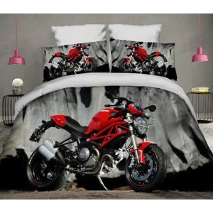 Pościele motocyklowe